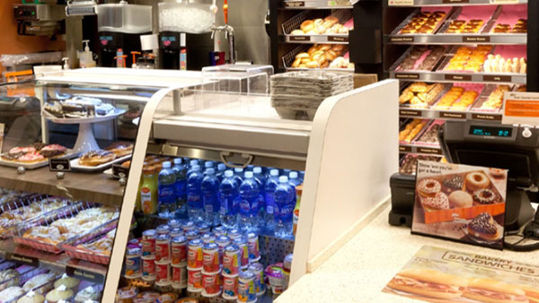 Dunkin' Donuts: Compelling Digital Signage for Retail