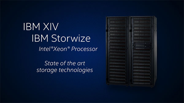 IBM Storwize V7000 with Intel QuickAssist Technology