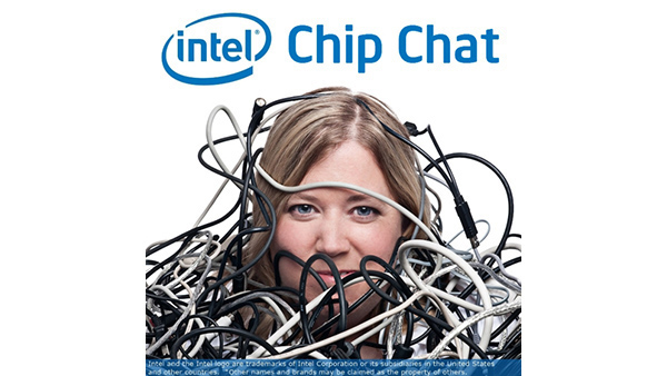 Live from HP Discover: Future of Business Devices and Collaboration – Intel Chip Chat – Episode 299