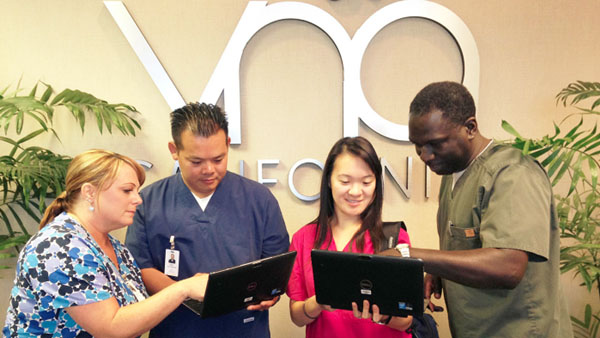 VNA California: Mobile Productivity for a Home Health Workforce